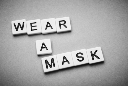 Health Advice update on masks
